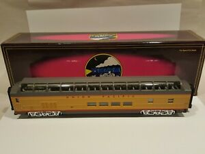 MTH Premier 20-6738 Union Pacific Full-Vista Dome Passenger Car#55 O-Gauge