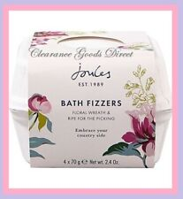 Joules Ladies Bath Fizzers Christmas Gift Set New 2020