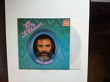 LP Album Georges Moustaki 'Vive la Chanson', 1973
