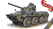 "ACE 72169 ""Artillery Gun NONA-SVK 120mm SP mortar 2S23"" Plastic Model Kit 1/72"
