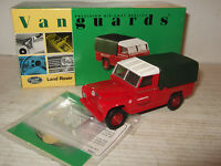 Vanguards VA07600 Land Rover Series 11 for Midland Red in 1:43 scale