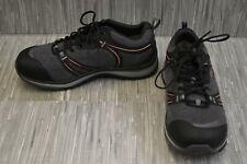 KEEN Sedona Low 1018631 Work Aluminum Toe Comfort Shoe, Women's Size 10W, Black