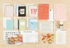Studio Calico Brimfield Project Life Card Kit + Embellishments NEW
