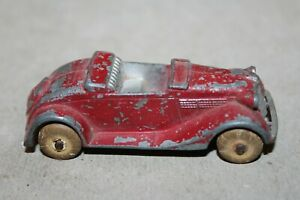 NICE TOOTSIETOY #116 RED FORD ROADSTER  Issued 1936