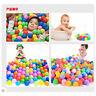 100x Colorfull Soft Plastic Ocean Ball Funny Baby Kids Swim Pit Pool Toys 4cm