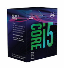 Intel Core i5 8600 - procesador 3.1ghz 4.3ghz Turbo 9mb cache 1150mhz GPU 65w CO