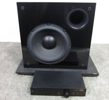 Now Hear This NHT SUB-ONE Speaker System Subwoofer w/ Controller & Cable