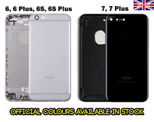 New Alloy Metal Replacement Back Housing Rear Cover Part For iPhone 6 6S 7 Plus