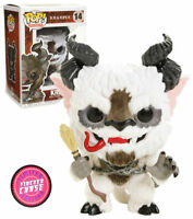 Exclusive Flocked Krampus CHASE FUNKO Pop Vinyl New in Mint Box + P/P