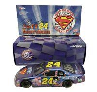 1999 Jeff Gordon #24 DuPont Superman Monte Carlo 1/24 Action Nascar Diecast