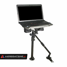Adjustable Vehicle Car Laptop Netbook Computer Mount Stand w/ Supporting Arm