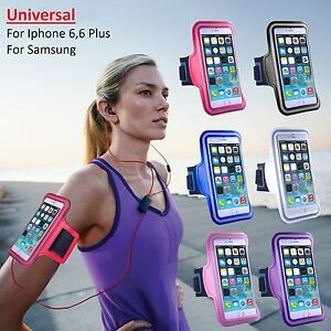 Sports Running Jogging Gym Armband Arm Band Case Cover Holder for iPhone 6 7 7+