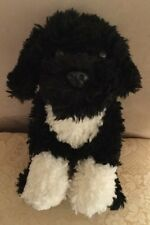 Gold Signature Portuguese Water Dog No Code Stuffed Plush Only WKS1023 Webkinz