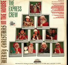 LP 8048 THE EXPRESS CREW  MERRY CHRISTMAS IN THE HOUSE