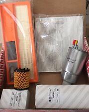 KIT 4 FILTRI TAGLIANDO ALFA ROMEO MITO 1.3MJT  DAL 2009>95CV