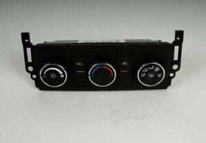 HVAC Control Panel fits 2010-2011 GMC Sierra 1500 Sierra 2500 HD,Sierra 3500 HD