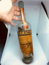NICE 1800S RAMAZZOTTI BITTERS AMARO FELSINA LABELED BOTTLE FOR MEDICINAL PURPOSE