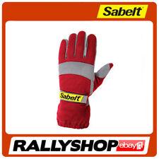 SABELT GUANTI ECO Kart, Rosso Taglia 12 consegna gratuita in tutto il mondo (Kart, RACE, Rally)