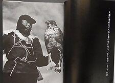 SAIGO NO TAKAJO The last hawker photo book falconry bk 1982 JAPAN Hiromi Nozawa