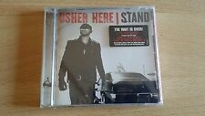 USHER - HERE I STAND - CD SIGILLATO (SEALED)