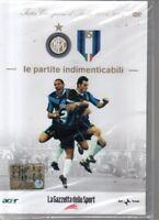 DVD=LE PARTITE INDIMENTICABILI=INTER CAMPIONE.D'ITALIA 2006/07=VOLUME 8=SIGILLAT
