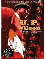 U.P. Wilson - Live at the 100 Club, London, 1998 [New DVD]