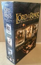 the lord of the rings the motion picture trilogy dvd Motion/ NEW!