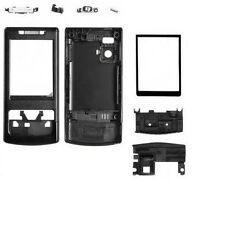 COVER HOUSING COMPATIBILE per NOKIA 6500S 6500 SLIDE NERA HQ