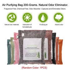 200g Natural Bamboo Charcoal Air Purifying Bag Nature Fresh Air Purifier