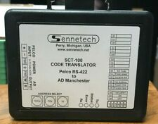 Sennetech Code Translator Rs-422 to Ad Manchester