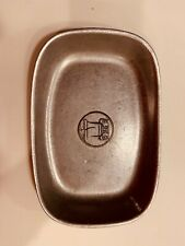 Liberty Bell Pewter Dish