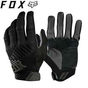 Fox DIGIT MTB Cycling Gloves - Black - Size XXL