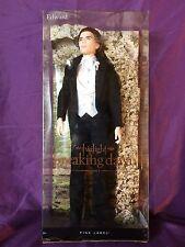 NIB The Twilight Saga: Breaking Dawn Part I Edward Barbie Doll