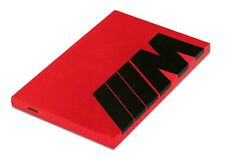 Genuine BMW M NoteBook Red Cover 80 24 2 466 327