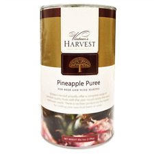 New listing Vintners Harvest Fruit Purees Pineapple 3lbs 1 oz can
