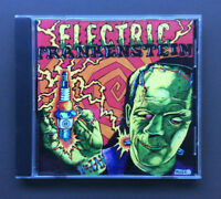 ELECTRIC FRANKENSTEIN Monster CD EP EX+ Cond 1997 6 Trks Australian Only Release