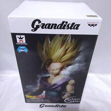 Dragon Ball Z Grandista Resolution of Soldiers Super Saiyan SON GOHAN Figure