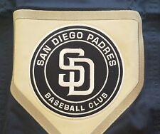 NEW POTTERY BARN MLB BASEBALL SAN DIEGO PADRES NAVY  STANDARD  PILLOW SHAM