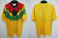 1993-1994 Ghana The Black Stars Soccer Football Jersey Shirt Home Adidas XL