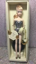 DEBUT SILKSTONE BARBIE DOLL 2008 GOLD LABEL N5006 MINT NRFB