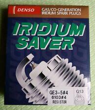 4x Denso GE3-5 Iridium Saver Zündkerzen OVP