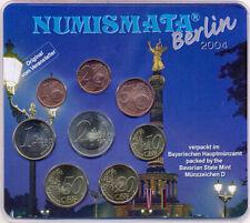 Deutschland Euro KMS 2004 D -  Numsimata Messe Berlin 2004 Modes