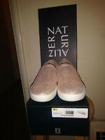 Rosegold Shoes Naturalizer  Marianne Slip On OG Box Women's Size 9M Mint GOLD US