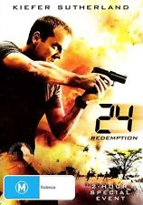 24 REDEMPTION - Season 7 Prequel : NEW DVD