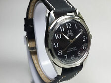 VINTAGE TITUS 17 JEWELS HAND-WIND SWISS MOVEMENT ANALOG DIAL WRIST WATCH COM16