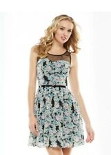 LC LAUREN CONRAD Fit & Flare DRESS Size: 4 (SMALL) New SHIP FREE Sweetheart