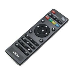 Fernbedienung für Android TV Box MXQ X96,H96 MAX,V88,TX6,T95X,T95M Plus,TX3