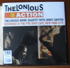 Thelonious Monk Quartet* With Johnny Griffin – Thelonious in action LP Sealed