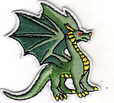 DRAGON -Iron On Patch Legendary Animal Fantasy Mythical Dragons
