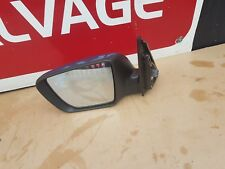 KIA VENGA 2010 PASSENGER SIDE ELECTRIC DOOR MIRROR